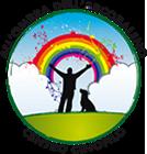 Centro cinofilo All'ombra dell'arcobaleno logo